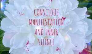 Conscious manifestation and inner silence – Coffee Chat with Mariví de Teresa from Mexico / 21.7. / 7.00-8:30 PM (CET)